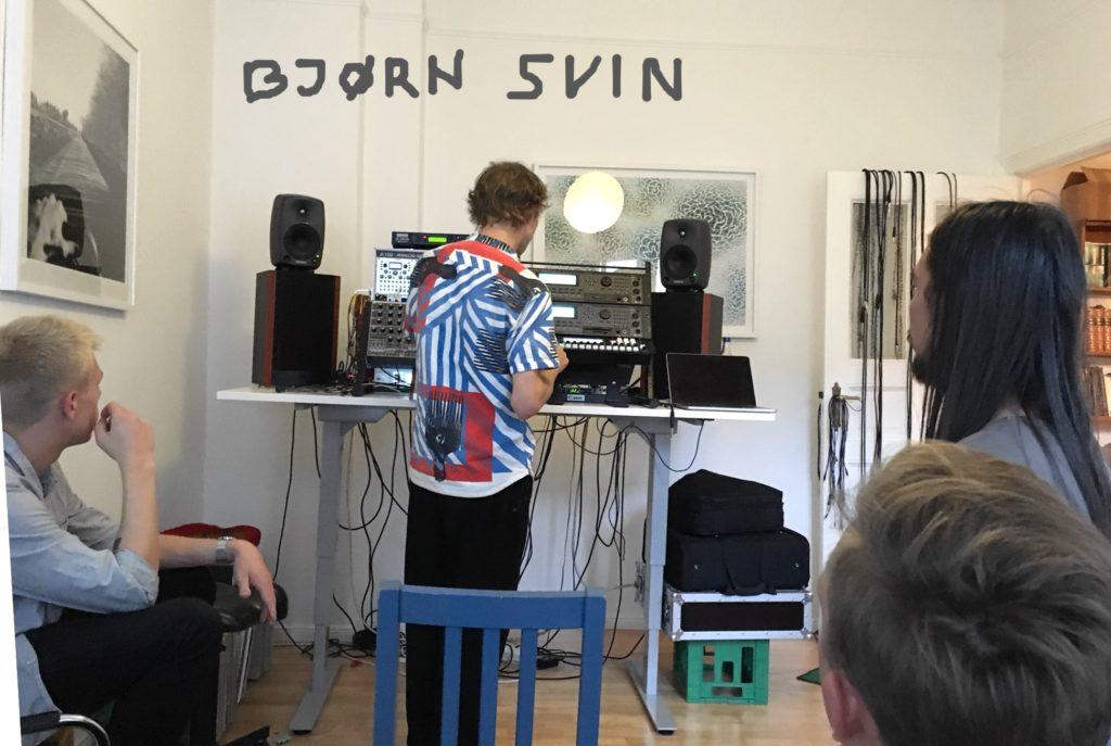 Bjorn Svin - Berlin 2016