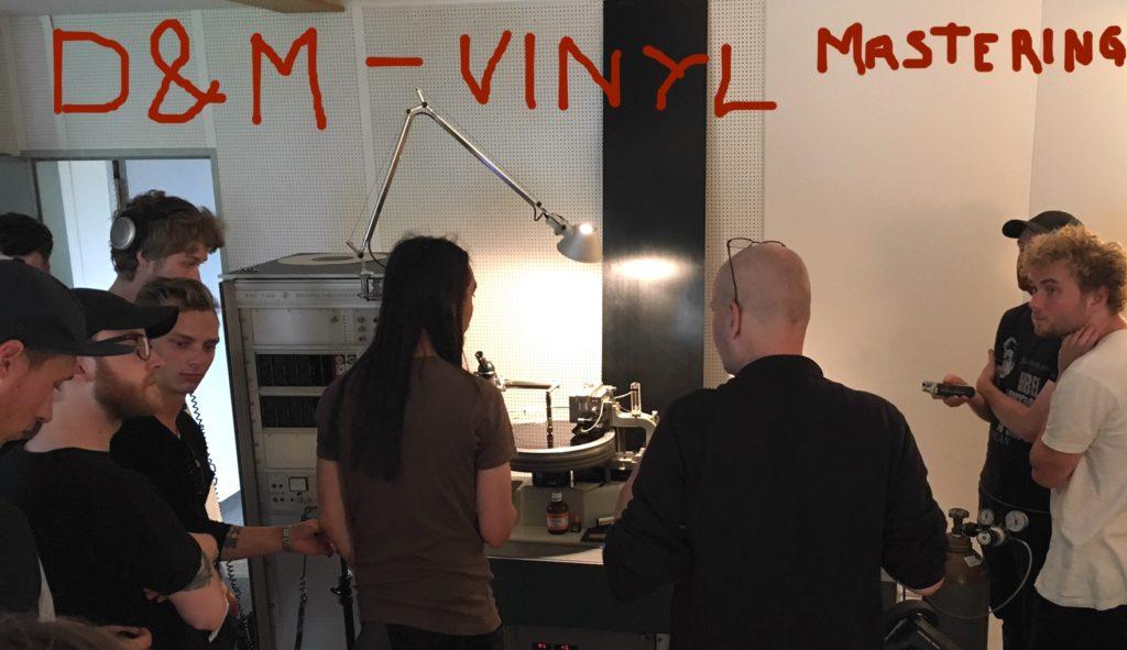 Dubplates&Mastering - Berlin2016
