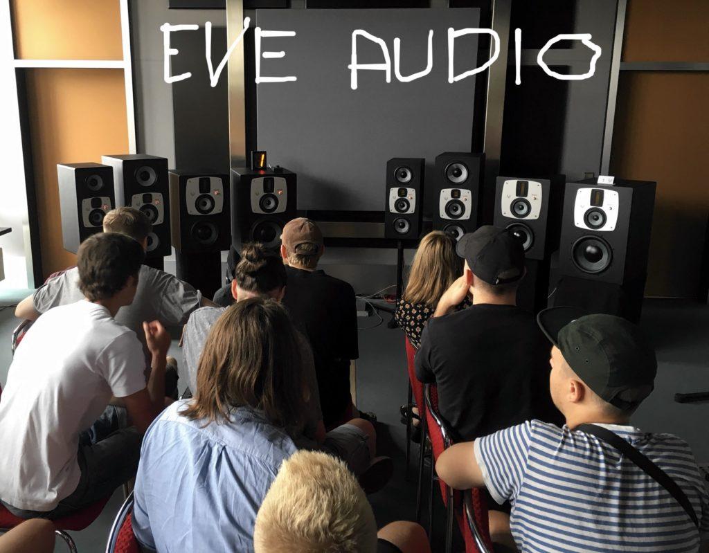 EVE audio -Berlin 2016