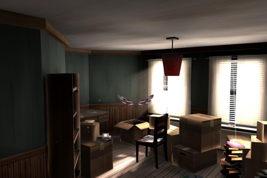 Screenshot fra spillet Still Here